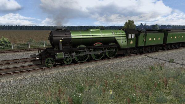 Train Simulator: LNER Class A3 'Flying Scotsman' Loco Add-On (DLC)