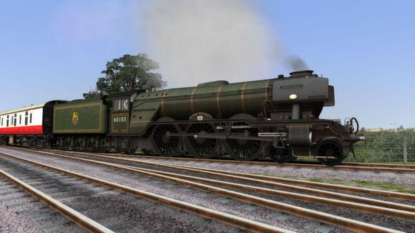 скриншот LNER Class A3 'Flying Scotsman' Loco Add-On 3