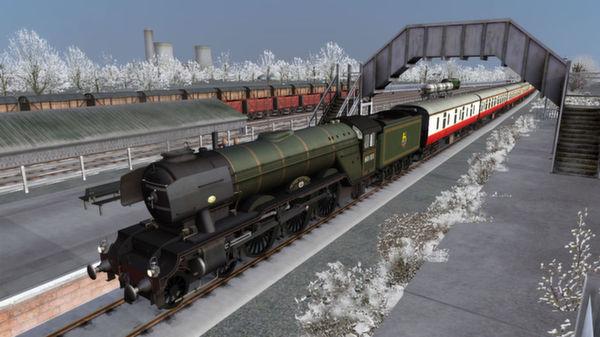 скриншот LNER Class A3 'Flying Scotsman' Loco Add-On 4