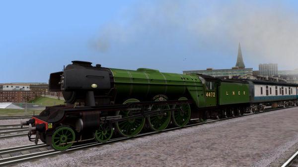 скриншот LNER Class A3 'Flying Scotsman' Loco Add-On 1