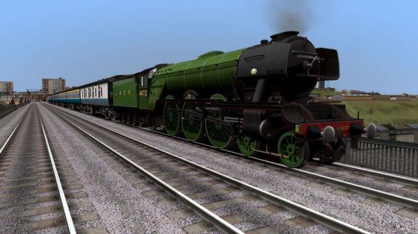 скриншот LNER Class A3 'Flying Scotsman' Loco Add-On 2