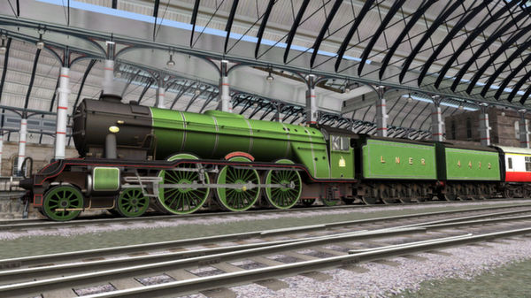 скриншот LNER Class A3 'Flying Scotsman' Loco Add-On 5