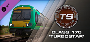 Train Simulator: BR Class 170 'Turbostar' DMU Add-On