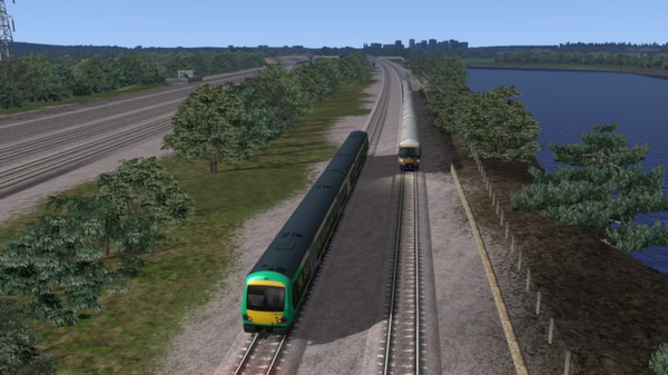 Train Simulator: BR Class 170 'Turbostar' DMU Add-On (DLC)