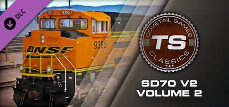 SD70 V2 Volume 2 Loco Add-On