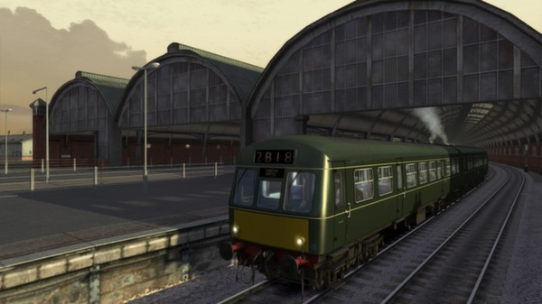 Train Simulator: Class 111 DMU Add-On (DLC)
