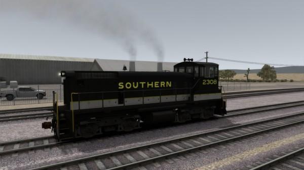 скриншот SW1500 Switcher Loco Add-On 5