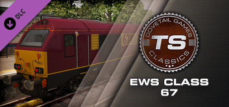 Купить Train Simulator: EWS Class 67 Loco Add-On (DLC)