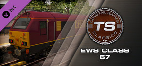 Train Simulator: EWS Class 67 Loco Add-On