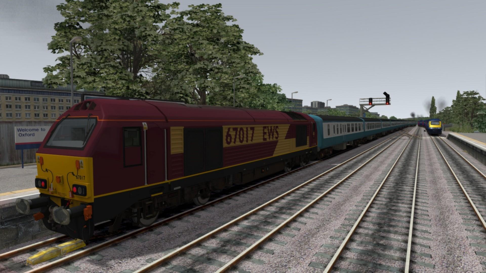 Cream Corridor Coaches X 2 Mainline Railways Br Mk1 Red Oo Scale