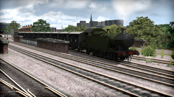 Train Simulator: GWR 56XX Loco Add-On (DLC)