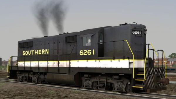 скриншот GP9 Loco Add-On 3