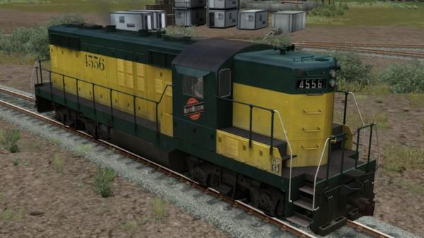 скриншот GP9 Loco Add-On 5