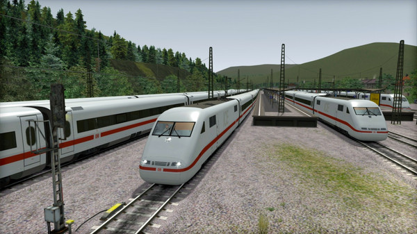 Train Simulator: DB ICE 1 EMU Add-On (DLC)