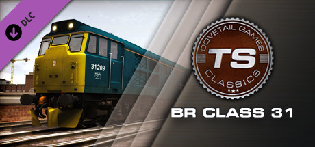 BR Class 31 Freight Loco Add-On
