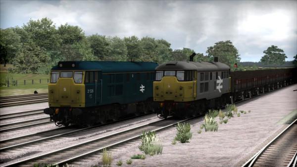 скриншот BR Class 31 Freight Loco Add-On 0