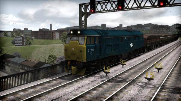 скриншот BR Class 31 Freight Loco Add-On 5