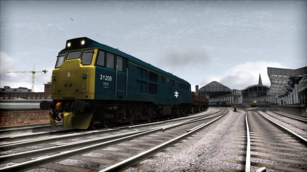 скриншот BR Class 31 Freight Loco Add-On 1
