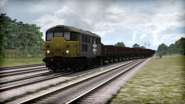скриншот BR Class 31 Freight Loco Add-On 4