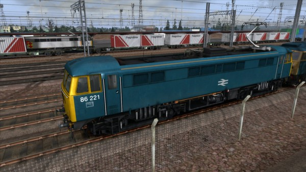 скриншот Class 86 Loco Add-On 0