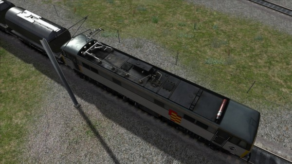 скриншот Class 86 Loco Add-On 2
