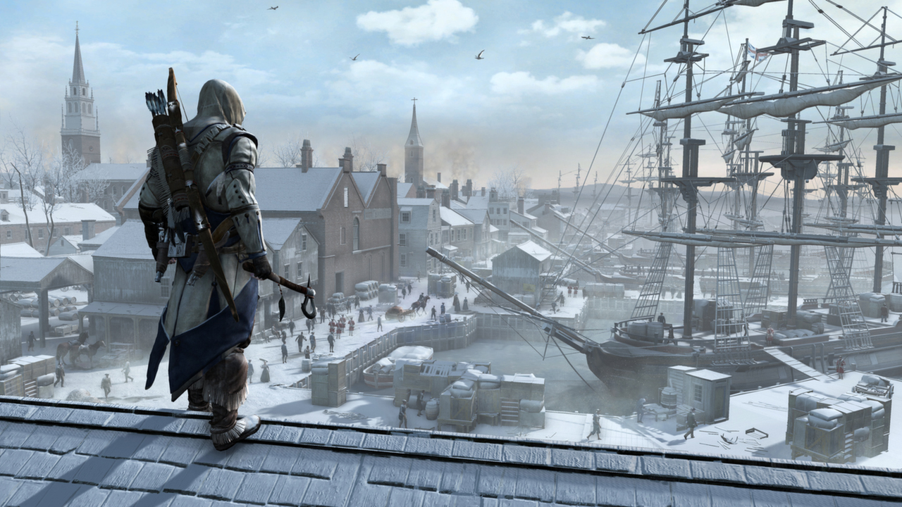 Download Assassins Creed III Complete Edition - 9.75 GB