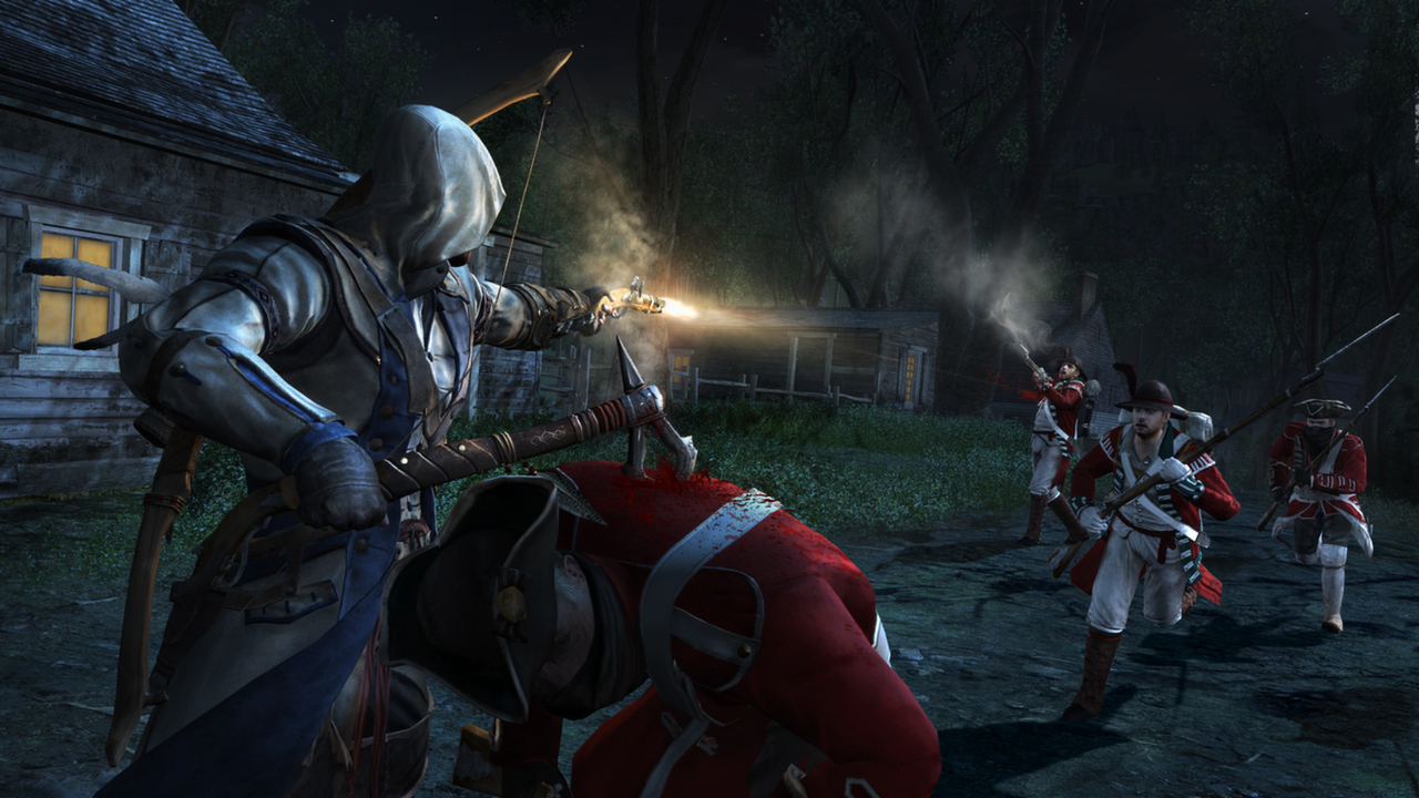 The incorrect assassin s creed 3 native american doubt