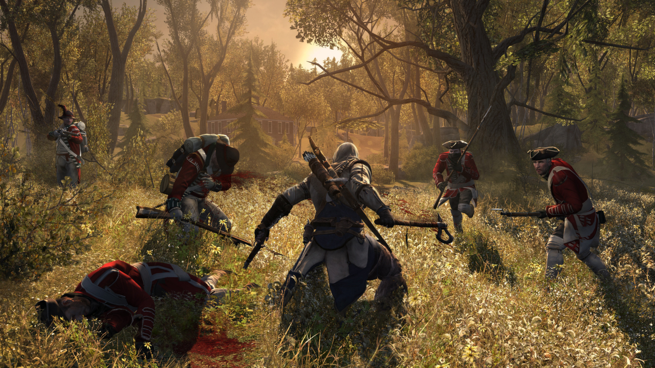 Assassins Creed III Complete Edition Full Version