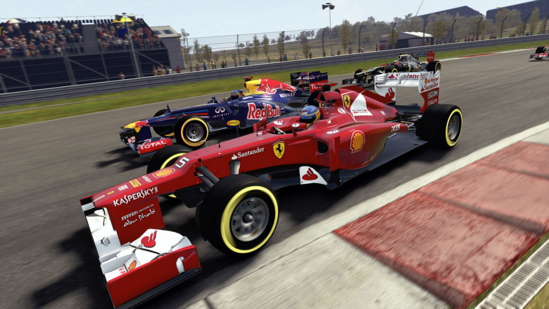 Find the best laptop for F1 2012