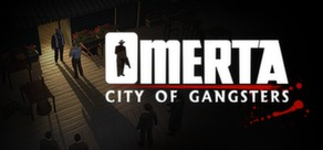 Omerta - City of Gangsters cover art