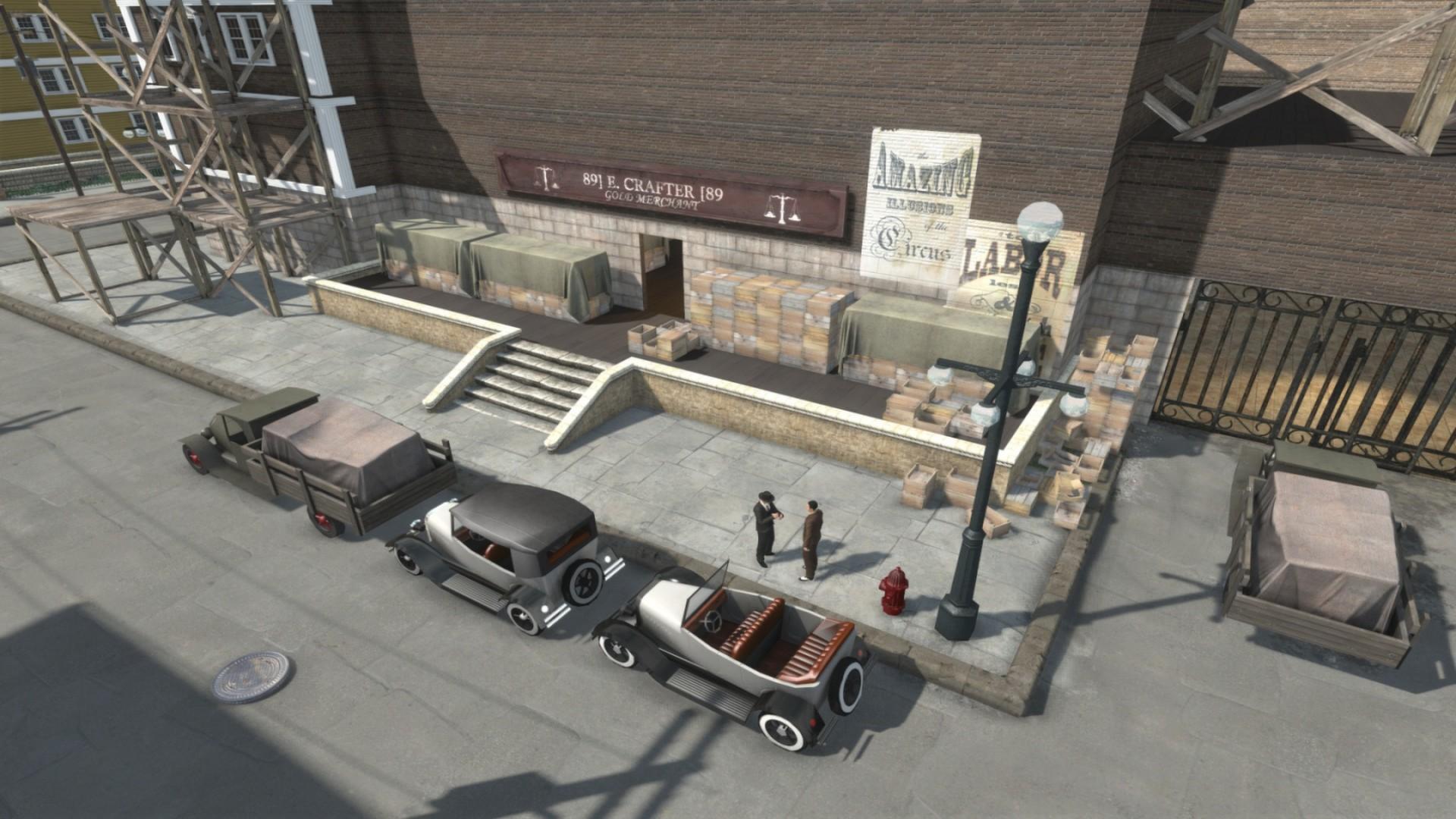 Omerta: City of Gangsters screenshot 2