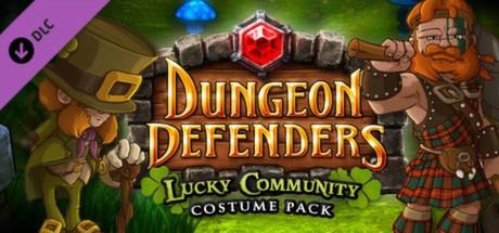 Купить Dungeon Defenders Lucky Costume Pack (DLC)