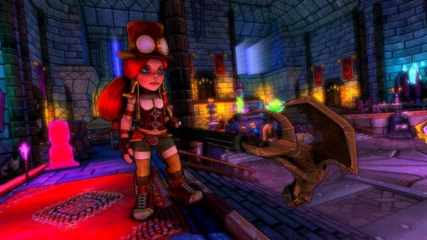 Dungeon Defenders Lucky Costume Pack (DLC)
