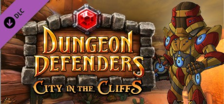 Купить Dungeon Defenders: City in the Cliffs Mission Pack (DLC)