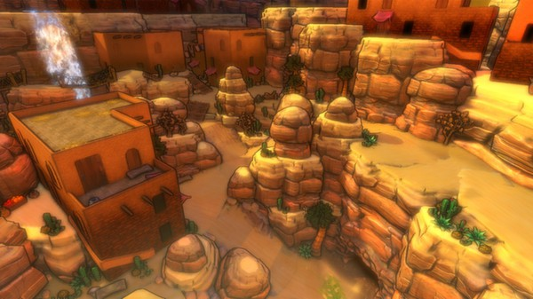 Dungeon Defenders: City in the Cliffs Mission Pack (DLC)