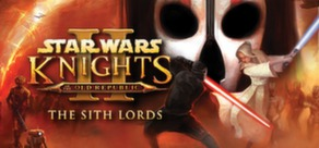 STAR WARS™ Knights of the Old Republic™ II: The Sith Lords™ cover art