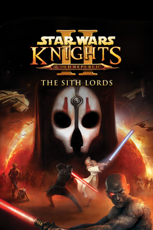 STAR WARS Knights of the Old Republic II - The Sith Lords poster image on Steam Backlog