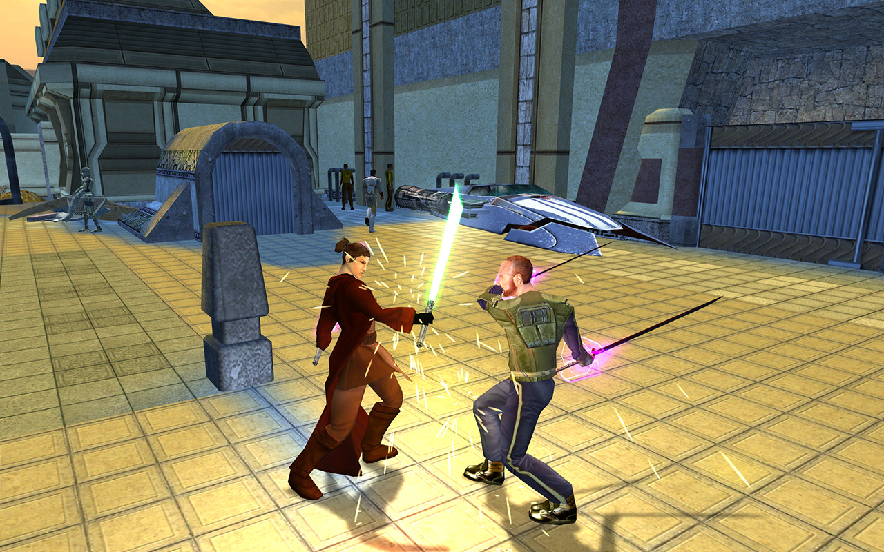 star wars knights of the old republic 2 free