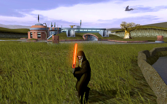 скриншот Star Wars: Knights of the Old Republic II - The Sith Lords 6