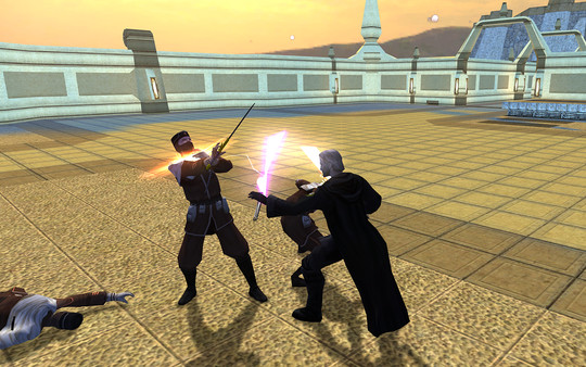 скриншот Star Wars: Knights of the Old Republic II - The Sith Lords 5