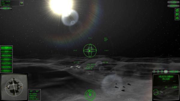 Lunar Flight