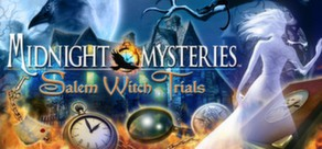 Midnight Mysteries: Salem Witch Trials cover art