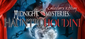 Midnight Mysteries 4: Haunted Houdini cover art