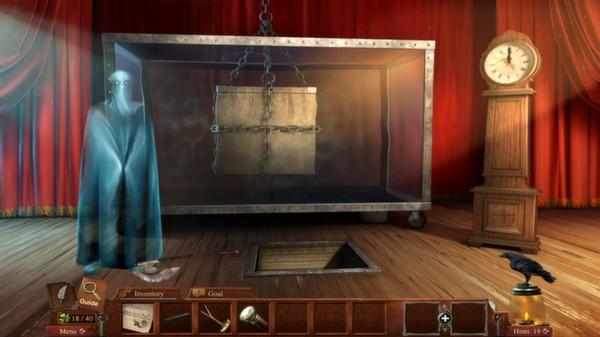Midnight Mysteries 4: Haunted Houdini