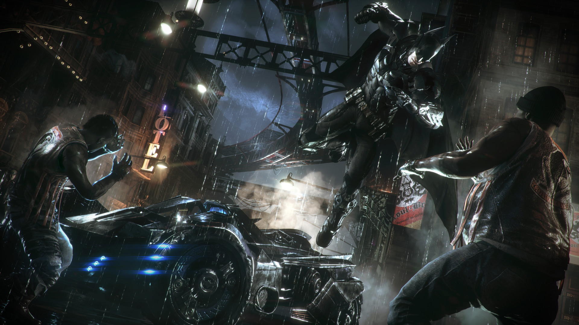 download batman arkham knight - cpy cracked conspir4cy full version reloaded singlelink iso multi language free for pc