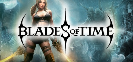 Blades of Time Cover Image