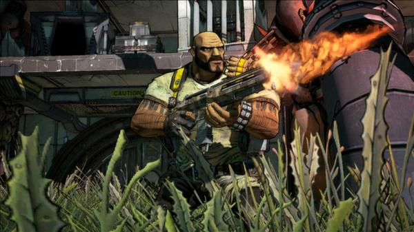 Borderlands 2: Creature Slaughterdome (DLC)