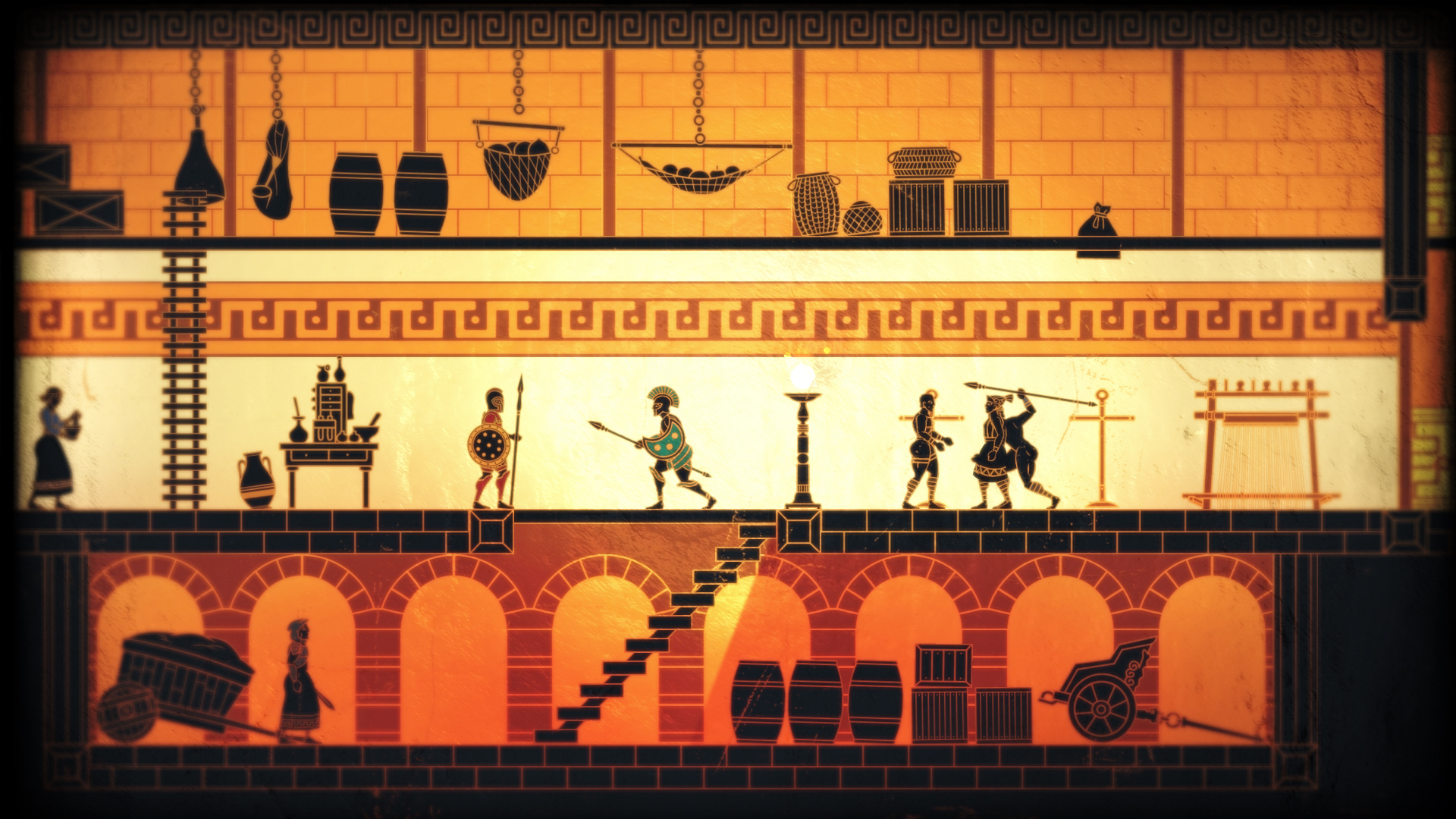 Find the best laptop for Apotheon