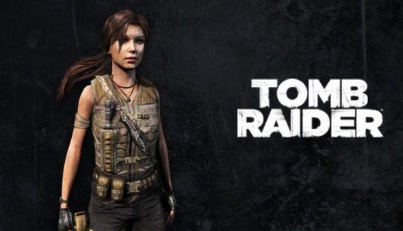 Tomb Raider: Guerilla Skin (DLC)