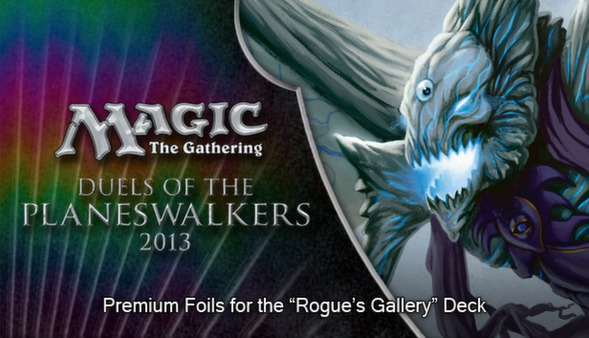 "Magic 2013 ""Rogue's Gallery"" Foil Conversion (DLC)"